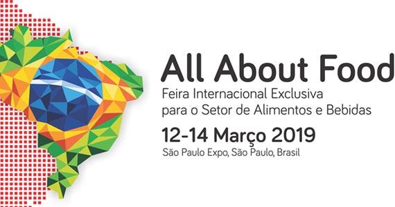 ANUFOOD Brazil - maior feira de alimento do mundo - em 2019 no São Paulo Expo Eventos BaresSP 570x300 imagem