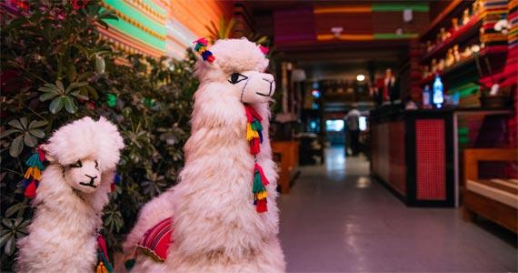 Barranco Pisco Bar traz reduto boêmio e colorido de Lima para as noites de SP Eventos BaresSP 570x300 imagem