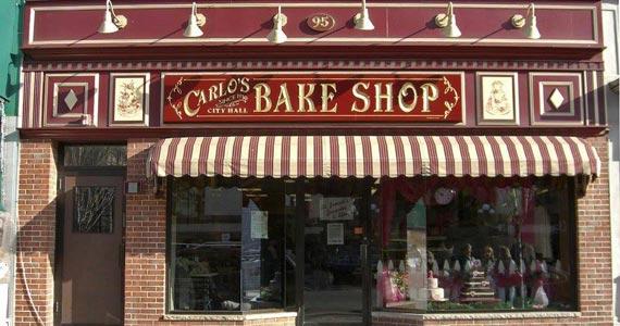 Doceria famosa dos EUA, a Carlo's Bakery, inaugura 1ª unidade em SP BaresSP
