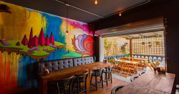 Come On Burger oferece ambiente descolado e burguers deliciosos no cardápio Eventos BaresSP 570x300 imagem