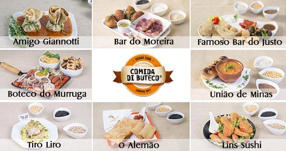 Saiba quais são os bares participantes do Comida di Buteco 2017 BaresSP