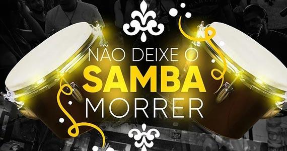 Boteco Todos os Santos promove concurso Não Deixe o Samba Morrer com prêmio em dinheiro Eventos BaresSP 570x300 imagem