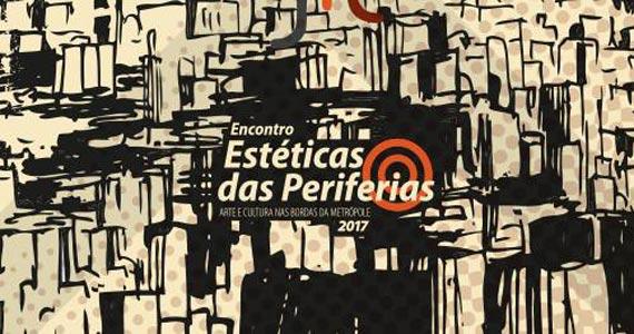7ª edição do evento Estéticas das Periferias chega ao Auditório Ibirapuera Eventos BaresSP 570x300 imagem