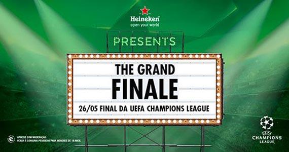 Heineken celebra a final da UEFA Champions League com atrações no Parque do Ibirapuera Eventos BaresSP 570x300 imagem