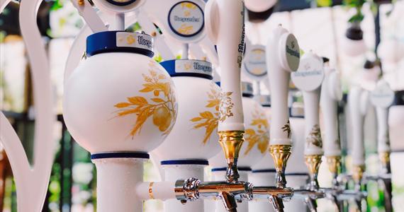 Bar em São Paulo é o primeiro da Hoegaarden no mundo. Eventos BaresSP 570x300 imagem