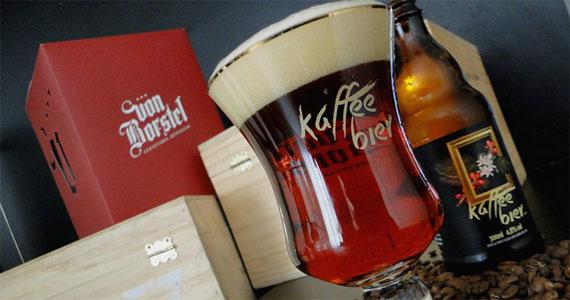 Kaffee Bier von Borstel ganha medalha de prata na categoria Cerveja Aromatizada Café na Bélgica Eventos BaresSP 570x300 imagem