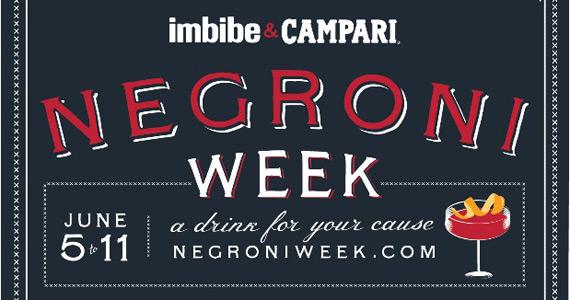 São Paulo é palco da terceira edição da Negroni Week Eventos BaresSP 570x300 imagem