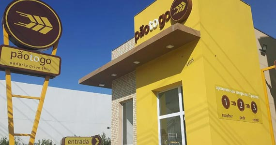 Pão To Go é a primeira padaria Drive-Thru de São Paulo BaresSP