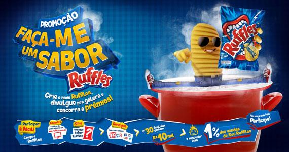 Ruffles anuncia os 30 sabores semifinalistas da promoção Faça-Me um Sabor® Eventos BaresSP 570x300 imagem