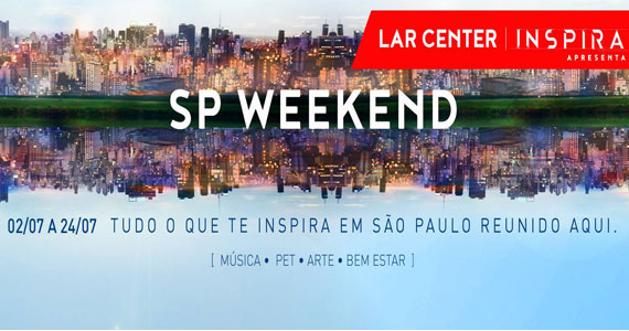 SP Weekend oferece atra��es especiais no Shopping Lar Center BaresSP