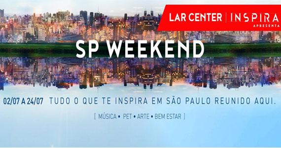 Shopping Lar Center apresenta SP Weekend com programação de férias para as crianças Eventos BaresSP 570x300 imagem