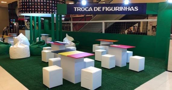Shopping Eldorado oferece espaço exclusivo para troca de figurinhas da Copa do Mundo Eventos BaresSP 570x300 imagem