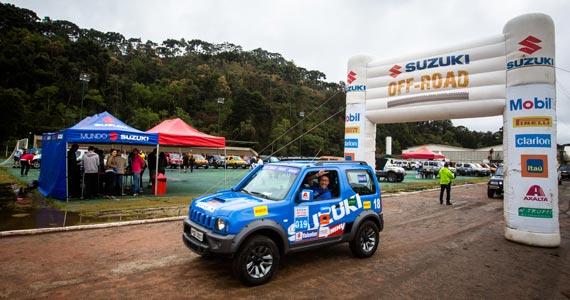 Rali da Suzuki Off-Road acontece neste sábado pelas belezas da Serra do Mar Eventos BaresSP 570x300 imagem