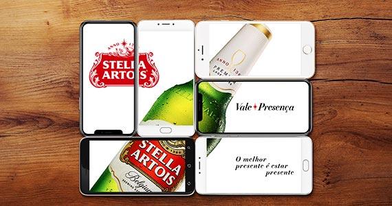 A marca de cerveja Stella Artois cria o Vale-Presença para reunir amigos e familiares Eventos BaresSP 570x300 imagem