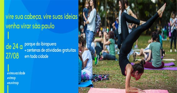 Virada Sustentável oferece atrações gratuitas em pontos importantes de São Paulo Eventos BaresSP 570x300 imagem