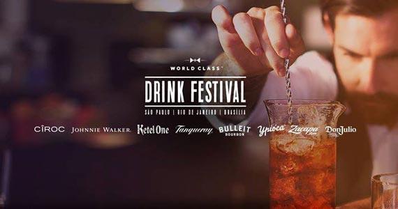 Diageo promove 2ª edição do World Class Drink Festival em 119 casas de São Paulo Eventos BaresSP 570x300 imagem
