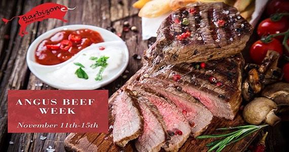 Festival Gastronômico Angus Beef Week chega a São Paulo em novembro Eventos BaresSP 570x300 imagem