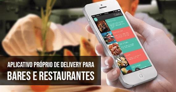 Aplicativo Próprio de Delivery para Bares e Restaurantes Eventos BaresSP 570x300 imagem
