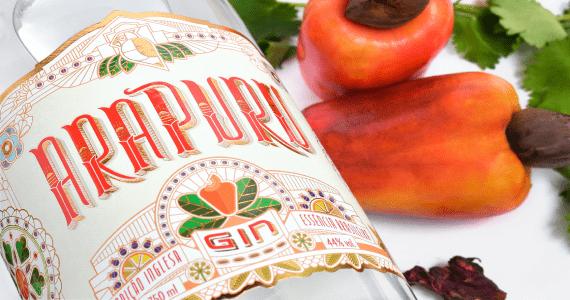 Arapuru Gin essência brasileira e tradição inglesa Eventos BaresSP 570x300 imagem