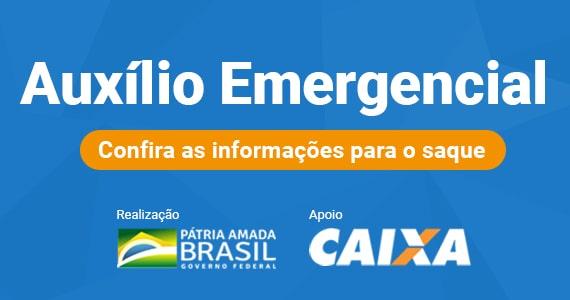 Governo disponibiliza o Auxílio Emergencial durante o período de crise Eventos BaresSP 570x300 imagem