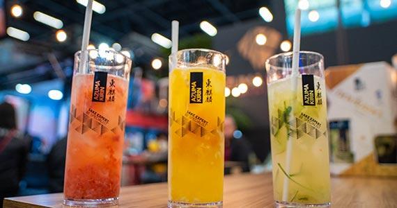Azuma Kirin prepara drinks exclusivos para bares de São Paulo Eventos BaresSP 570x300 imagem