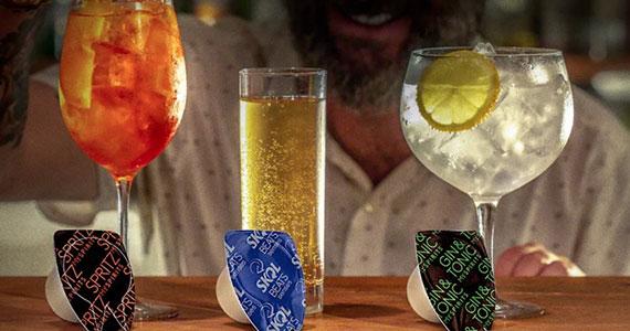 B.blend lança as primeiras bebidas alcoólicas em cápsula Eventos BaresSP 570x300 imagem