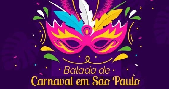 Balada de Carnaval em São Paulo Eventos BaresSP 570x300 imagem