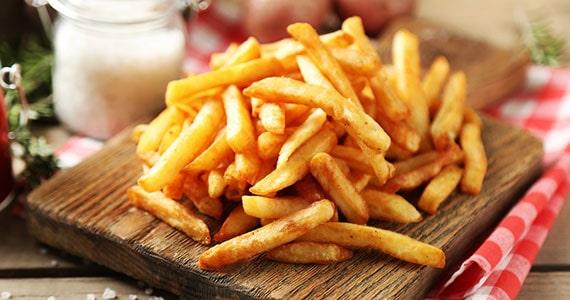 Batata frita para bar