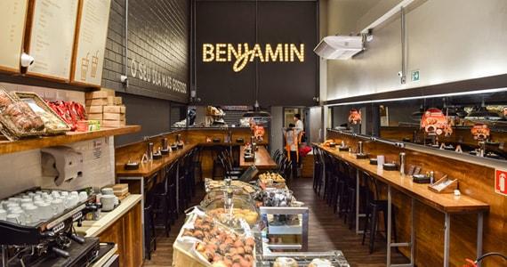 A rede Benjamin A Padaria inaugura seis novas lojas em São Paulo e presenteia os clientes com croissant Eventos BaresSP 570x300 imagem