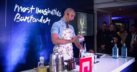 Bombay Sapphire promove pela 2ª vez a etapa Brasil do campeonato Most Imaginative Bartender Eventos BaresSP 570x300 imagem