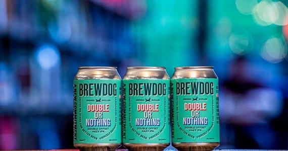 Cervejaria Brewdog apresenta nova identidade visual e atitudes para desacelerar os impactos negativos no meio ambiente Eventos BaresSP 570x300 imagem