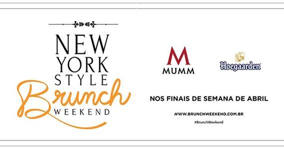 Brunch Weekend realiza sua sétima edição com 28 casas participantes Eventos BaresSP 570x300 imagem