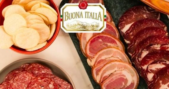 Buona Italia lança linha exclusiva de salames com sabores diferenciados  Eventos BaresSP 570x300 imagem