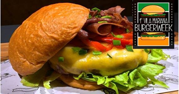 1º Vila Mariana Burger Week traz os melhores hambúrgueres e drinks do bairro com descontos Eventos BaresSP 570x300 imagem
