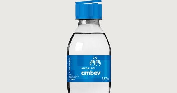 Ambev fabrica álcool em gel e realiza entregas para hospitais públicos Eventos BaresSP 570x300 imagem
