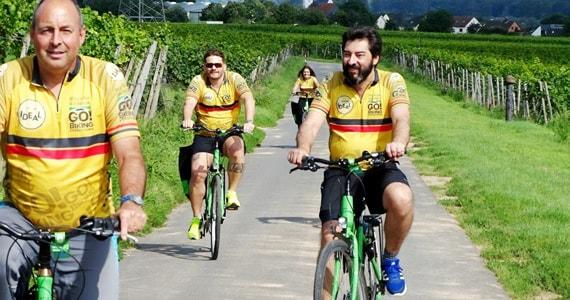 Cervejaria Ideal promove cicloviagem gastronômica pelos campos da Alemanha Eventos BaresSP 570x300 imagem