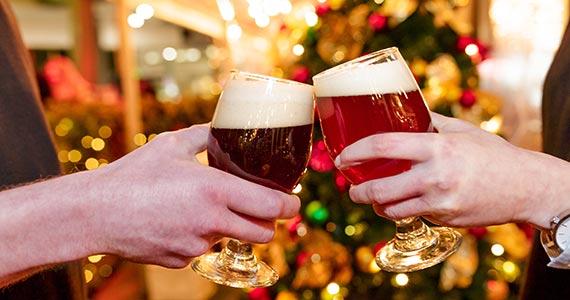 Cervejaria Madalena reúne estilos de cerveja para acompanhar as ceias de fim de ano Eventos BaresSP 570x300 imagem