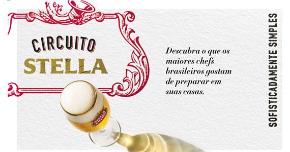 Stella Artois prepara experiência gastronômica em circuito com restaurantes Eventos BaresSP 570x300 imagem
