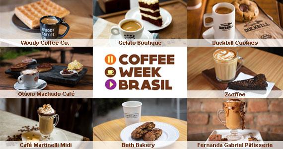 Coffee Week Brasil realiza 8ª edição durante os dias 06 a 22 setembro Eventos BaresSP 570x300 imagem