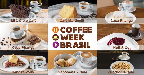 7ª edição do Coffee Week Brasil acontece de 10 a 26 de agosto em SP e Curitiba Eventos BaresSP 570x300 imagem
