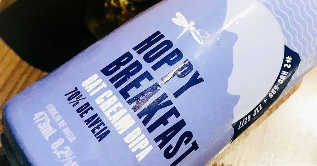 Cervejaria Dádiva lança linha de cervejas Hoppy Breakfast Eventos BaresSP 570x300 imagem