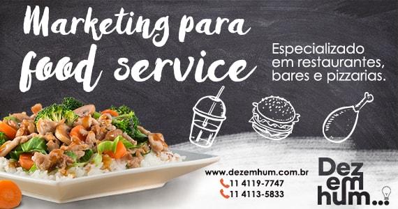 Cinco dicas de marketing voltadas para os bares e restaurantes Eventos BaresSP 570x300 imagem