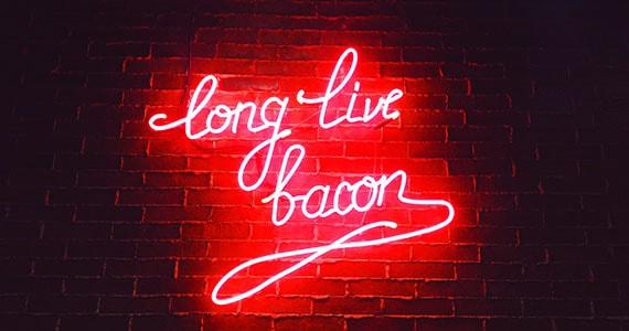 Dia Internacional do Bacon: estabelecimentos fazem ações para a data Eventos BaresSP 570x300 imagem