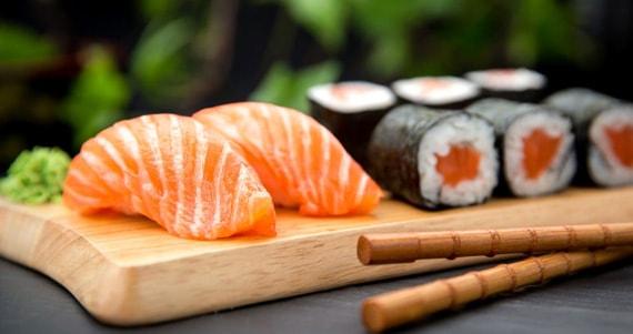 Dia do Sushi é comemorado em novembro com variedade de opções para desfrutar da culinária japonesa Eventos BaresSP 570x300 imagem