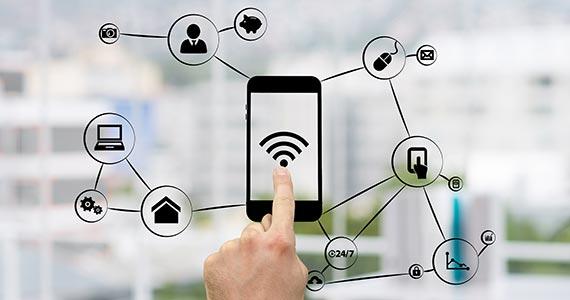 Qual a diferença entre Wi-Fi residencial e Wi-Fi corporativo? Eventos BaresSP 570x300 imagem