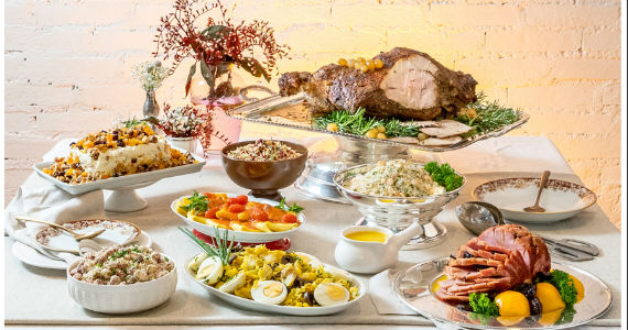 Dona Deôla oferece Ceia de Natal e Réveillon por encomenda Eventos BaresSP 570x300 imagem