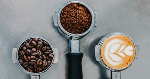 Elaboração do Café