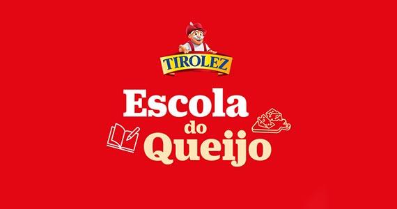 """Tirolez apresenta novo projeto """"Escola do Queijo Tirolez""""  Eventos BaresSP 570x300 imagem"""
