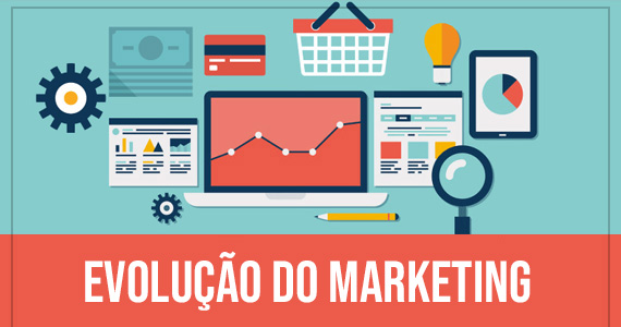 A evolução do marketing até a chegada para o Marketing 4.0