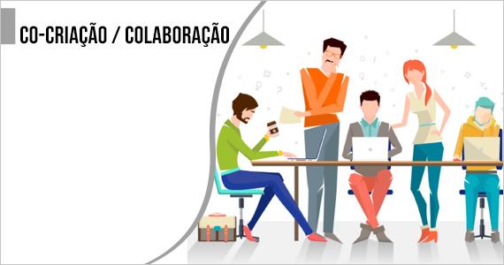 Co-criação / Colaboração